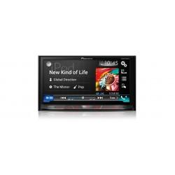 Receiver multimedia 7¨touchscreen cu conectare usoara la smartphone, Pioneer AVH-X8700BT