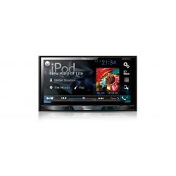 Receiver multimedia 7¨wide-angle touchscreen cu conectare usoara la smartphone prin USB, Pioneer AVH-X5700DAB