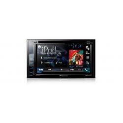 Receiver multimedia 6,2¨touchscreen cu conectare usoara la smartphone prin USB, Pioneer AVH-X3700DAB