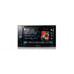 Receiver multimedia 6,2¨touchscreen cu conectare usoara la smartphone prin USB, Pioneer AVH-X2700BT