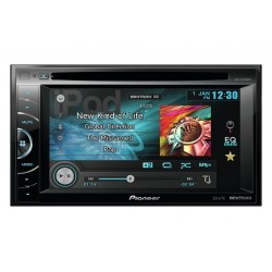CD/DVD player auto 6,1¨touchscreen cu Mixtrax EZ, iPod/iPhone and Android control, USB/Aux, AppRadio Mode and MirrorLink, Pionee