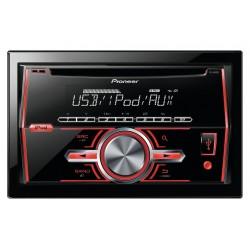 RDS Tuner cu CD, USB si Aux-In (2-DIN), Pioneer FH-460UI