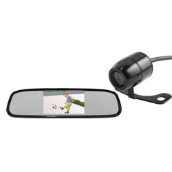 Camera pentru parcare + Monitor LCD cu oglinda, Sal SA 5456SET