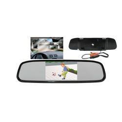 Monitor LCD cu oglinda retrovizoare, Sal SA 056