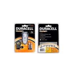 Lampa fata pentru bicicleta, 3LED, 2 functii, 2xAAA incluse, DURACELL EDC 0913