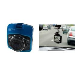 Camera auto pentru inregistrare trafic, albastra, Sal Home DVR FHD1/BL