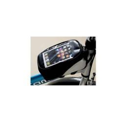 Geanta pt telefon mobil, fixare pe bicicleta, 105x100x200 mm, Sal SA 059