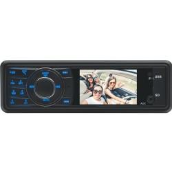 "Radio de masina, LCD 3"", RDS, Bluetooth, Sal VB X100"