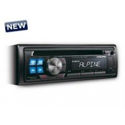 Radio CD player cu USB Alpine CDE-110UB