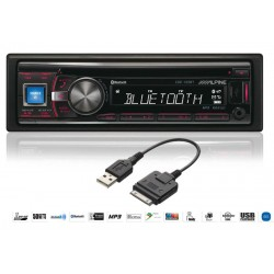 Radio CD player auto Alpine CDE-133BT