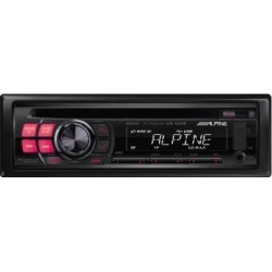 Radio CD player auto Alpine CDE-120RR