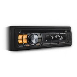 Radio CD player auto Alpine CDE-120RM