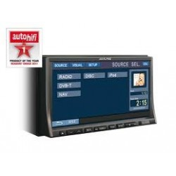 Unitate multimedia Alpine IVA-W520R