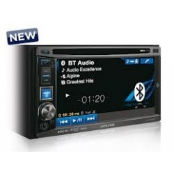 Unitate multimedia Alpine IVE-W530BT