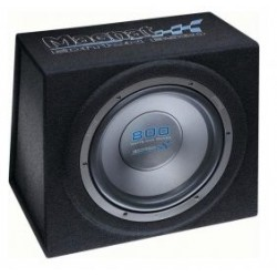 Subwoofer auto pasiv Magnat Edition BS 30 black
