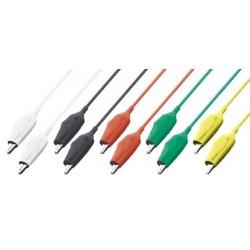 Cablu test 10 buc x50 cm, clesti VCC3 Sal VCC 210X