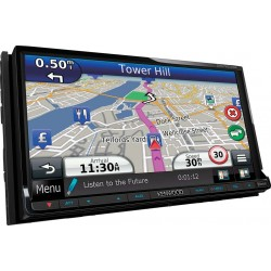 Sistem de navigatie All in One, 7¨WVGA 2DIN cu Bluetooth si DAB-Tuner incorporat DNX 7230 DAB KENWOOD .