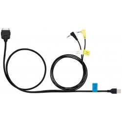 Cablu de viteza mare pentru conectare directa iPod (3fire ) KCA-IP302 KENWOOD
