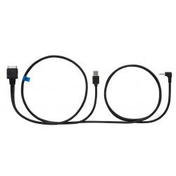 Cablu de viteza mare pentru conectare directa la iPod (2fire) KCA-IP202 KENWOOD