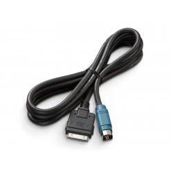 Cablu de conexiune Full Speed pentru i-Pod KCE-433iV Alpine