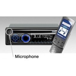 Receptor CD/USB/MP3/WMA Bluetooth, Clarion CZ-301E