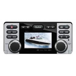 DVD/CD/USB marin, rezistent la apa, Clarion CMV-1