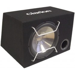 Subwoofer pasiv 30cm, tip cutie, bass-reflex, Clarion SW-3013B