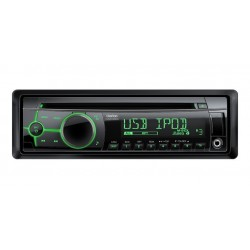 Radio CD/USB/MP3/WMA, USB + iPod/iPhone, Clarion CZ-202EG