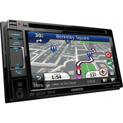 """Sistem de navigatie 6.1"""" WVGA, Kenwood DNX-5250BT"""