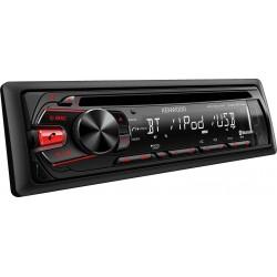 CD player auto cu Bluetooth/iPod/USB, Kenwood KDC-BT34U