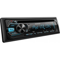 CD player auto cu USB si control i-Pod/i-Phone, Kenwood KDC-361U
