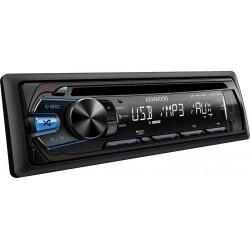 CD player auto cu USB si tasta iluminare albastru, Kenwood KDC-161UB