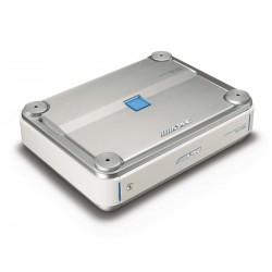 Amplificator digital marin cu 4 canale, 100W RMS x 4, Alpine PDX-4.100M