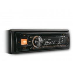 CD player auto cu USB si control i-Pod, iluminare ¨amber¨, Alpine CDE-171RM