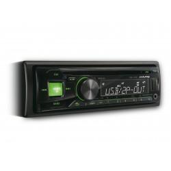 CD receiver auto cu USB, iluminare verde, Alpine CDE-170R