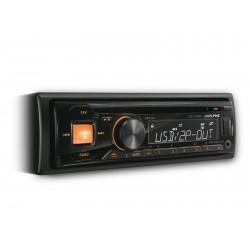 CD receiver auto cu USB, iluminare ¨amber¨, Alpine CDE-170RM