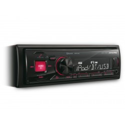 Receiver media digital cu bluetooth, Alpine UTE-72BT