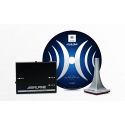 Kit de calibrare pentru CDA-9887, Alpine KTX-100EQ